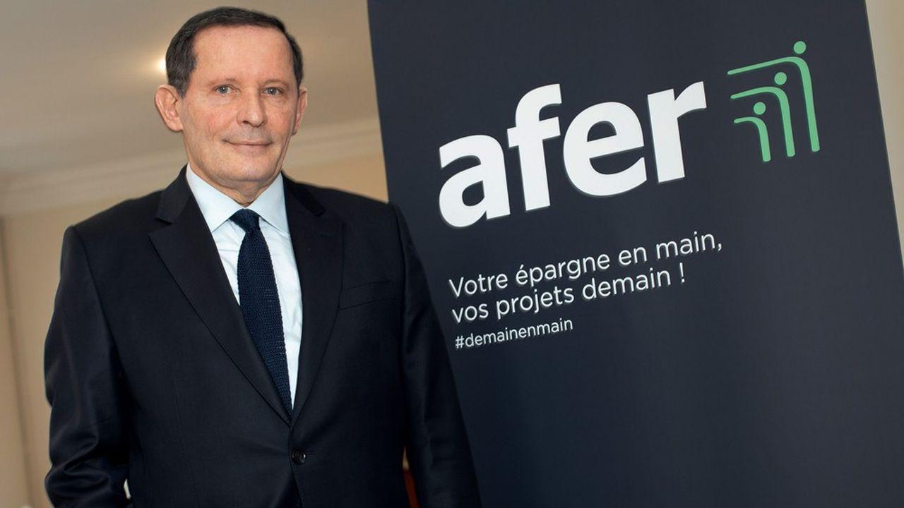 Avec plus de 55milliards d'euros d'encours en assurance-vie, l'AFER est l'un des plus gros clients du groupe Aviva et contribue pour l'essentiel de l'activité d'Aviva France.