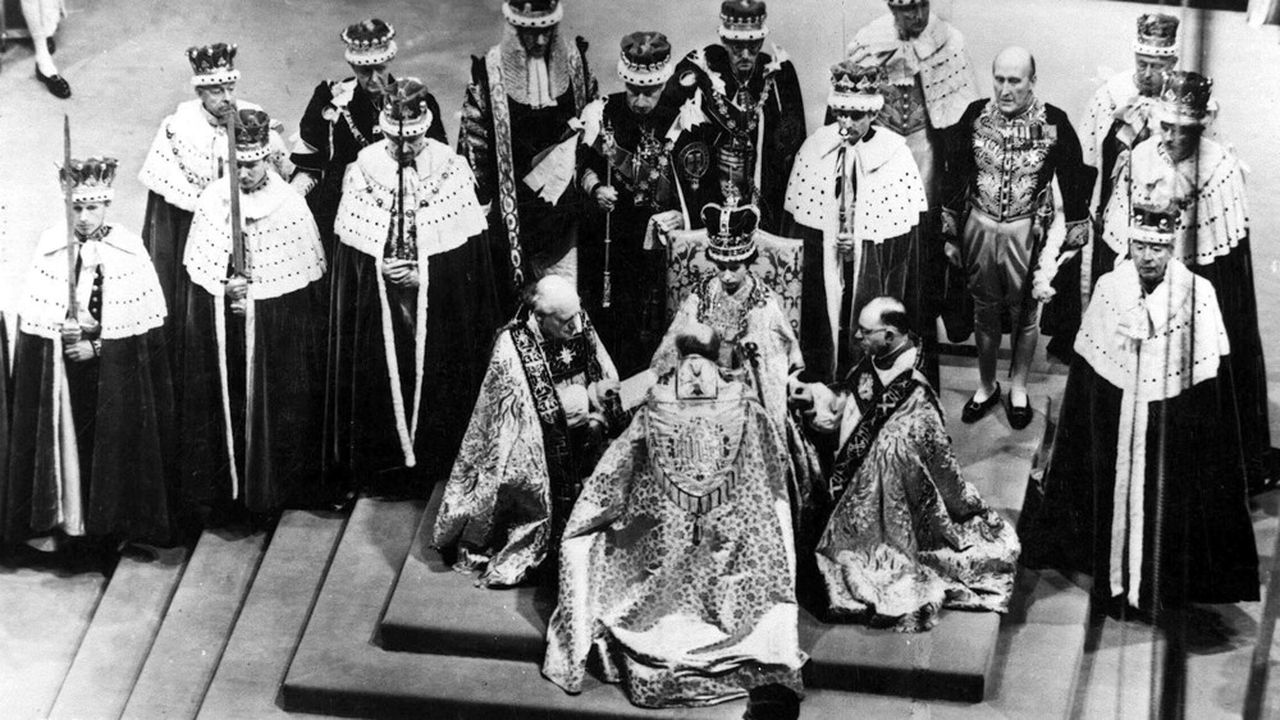 Elisabeth II : 1953, le couronnement