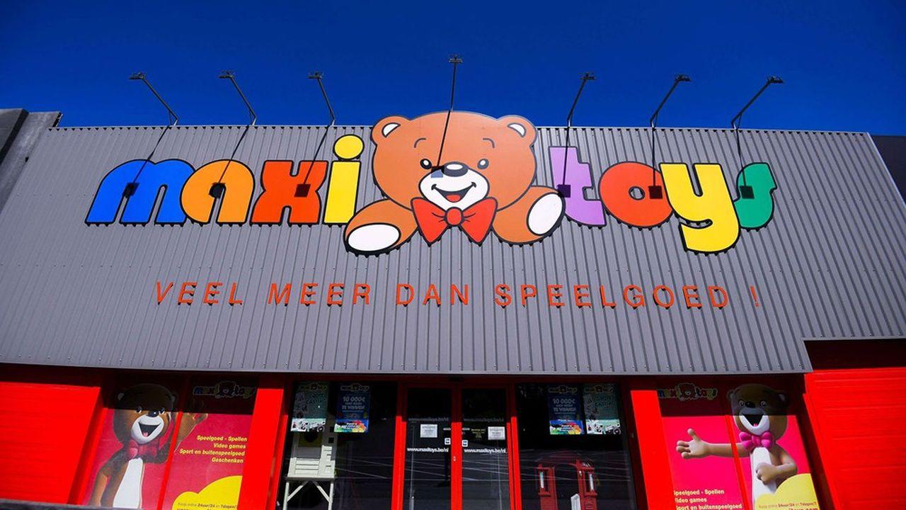 L'enseigne belge Maxi Toys a été reprise par le groupe familial français King Jouet.