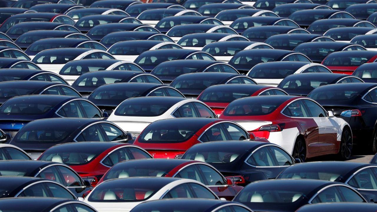 Les ventes de voitures à batteries ont atteint un record historique en Europe en juillet, malgré la contre-performance de la Model 3 de Tesla le mois dernier.