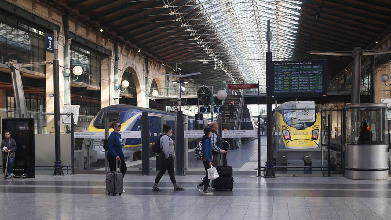 Près de 500.000touristes britanniques seraient actuellement en vacances en France.
