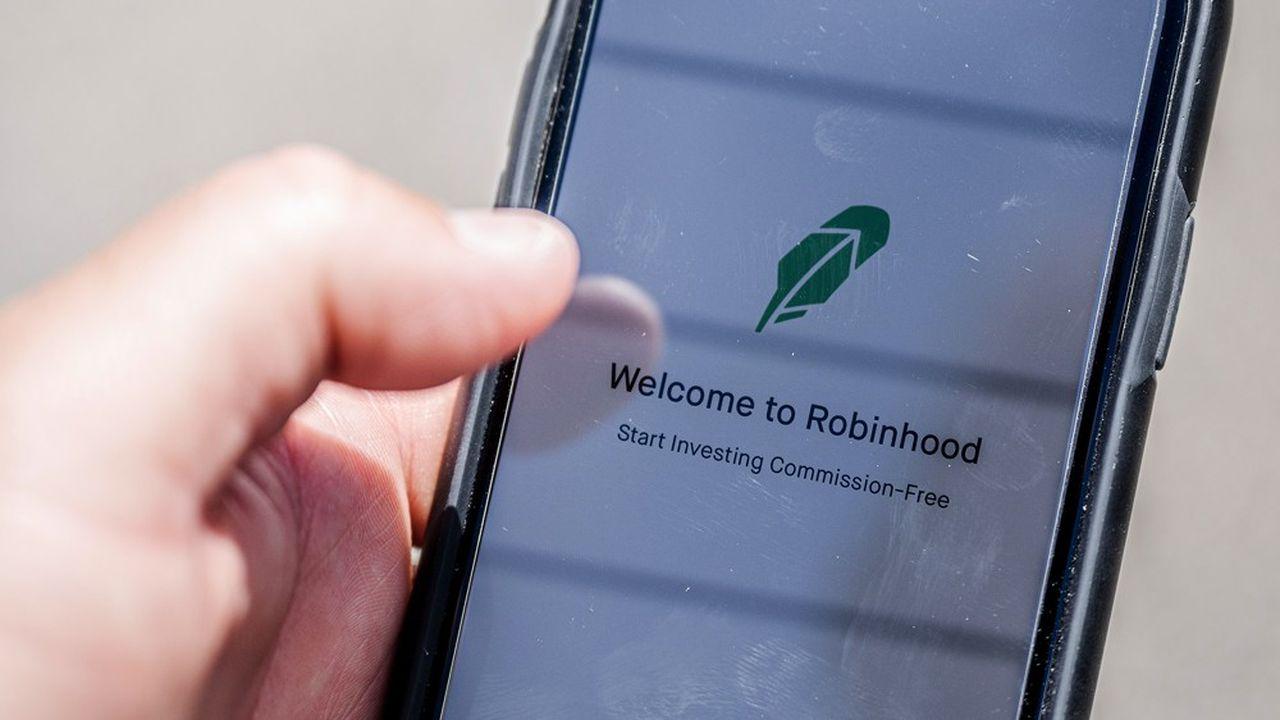 Robinhood confirme sa percée fulgurante dans le secteur des courtiers en ligne américains.