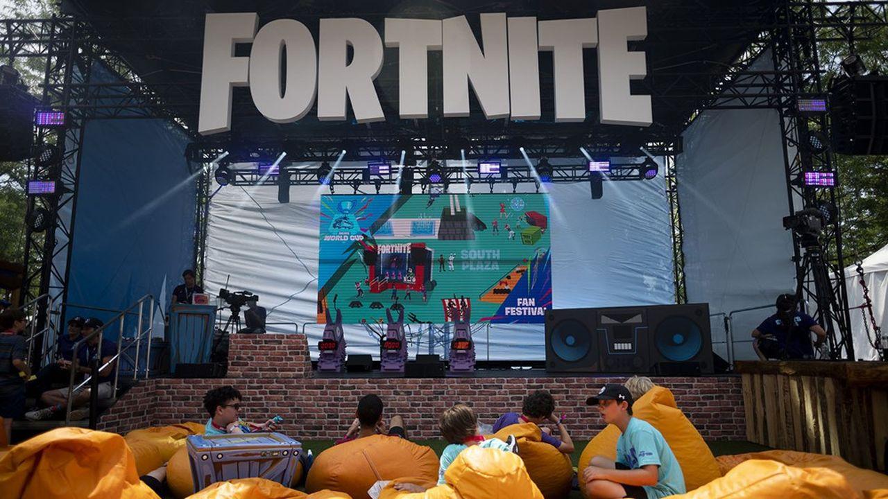 Jeux vidéo : Fortnite part en guerre contre la « taxe Apple »