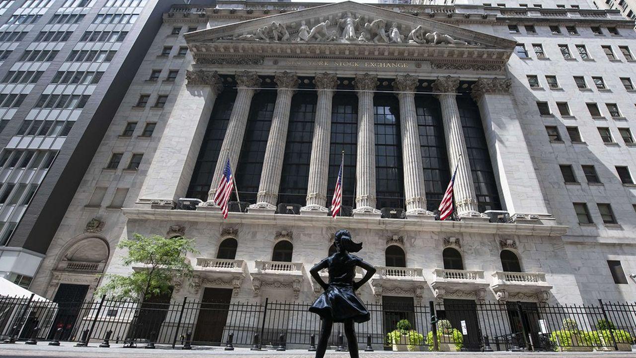 A Wall Street, le S&P 500 flirte avec ses niveaux d'avant crise.
