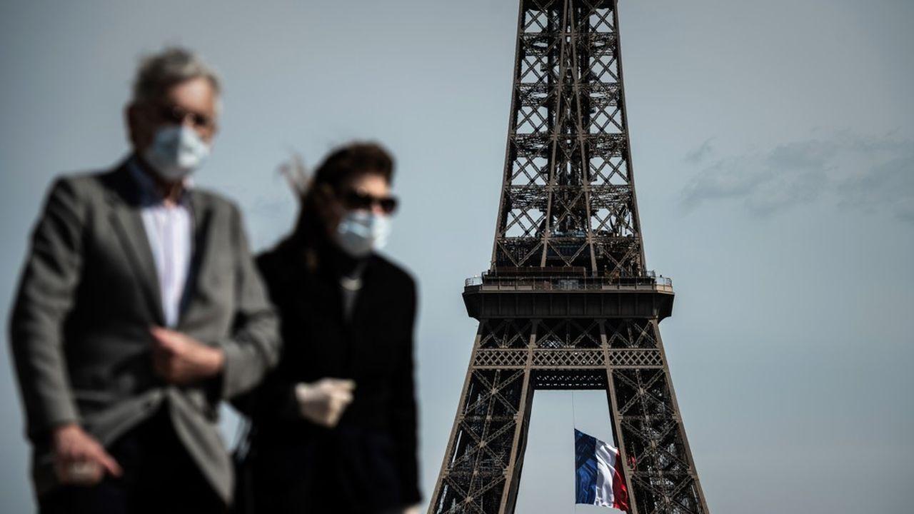 L'obligation du port du masque étendue à certains quartiers de Paris — Coronavirus