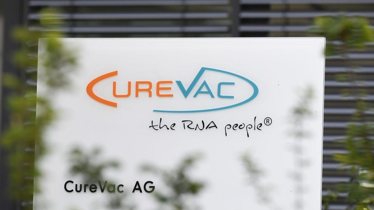 Le placement des 13,3millions d'actions nouvellesa rapporté 213,3millions de dollars (180millions d'euros) à CureVac.
