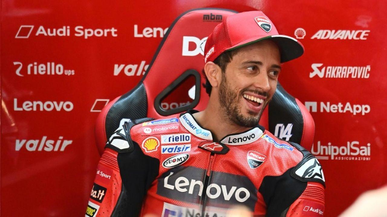 MotoGP - GP d'Autriche : Dovizioso triomphe, Quartararo 8eme