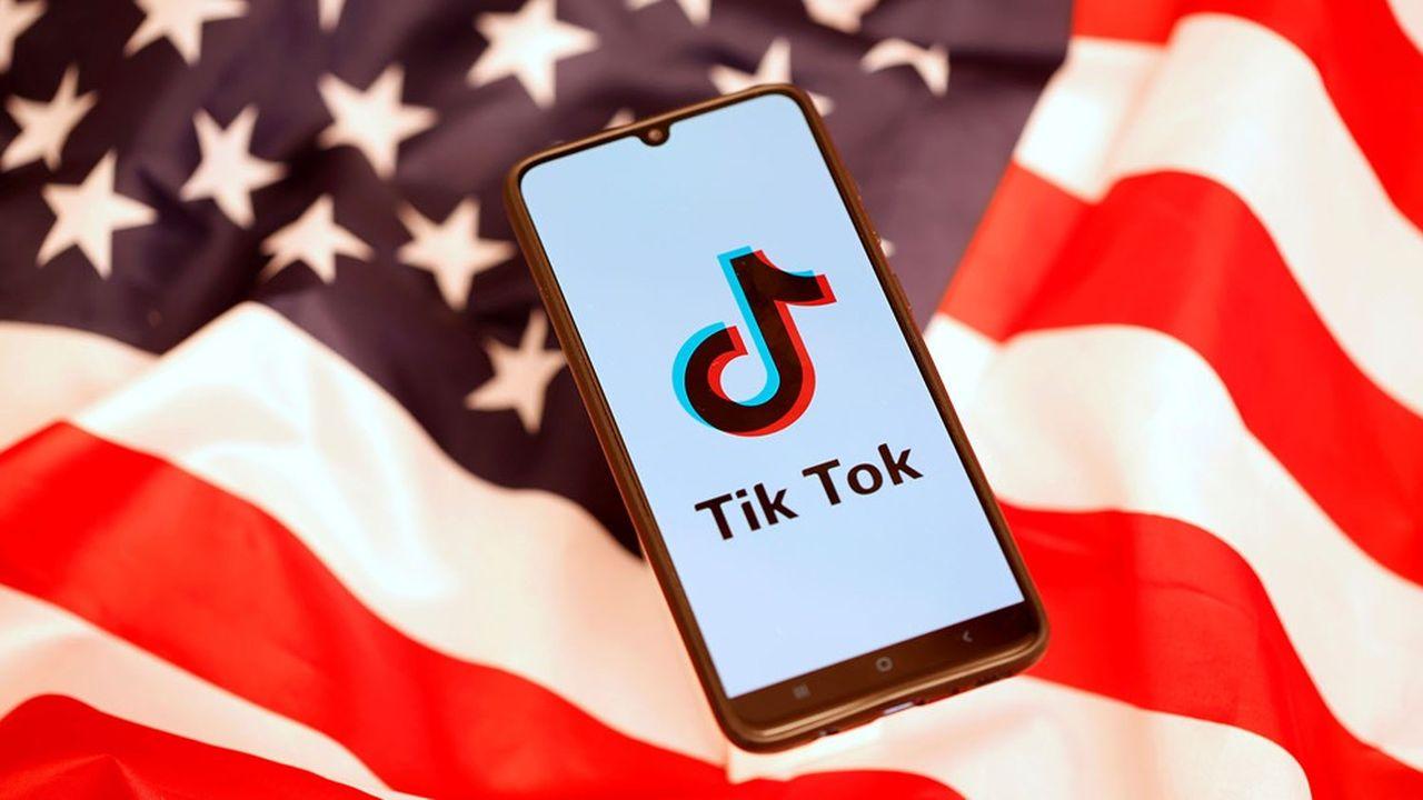 Le président a signé début août deuxdécrets organisant le bannissement outre-Atlantique des TikTok et WeChat, deuxapplications détenues par des entreprises chinoises.