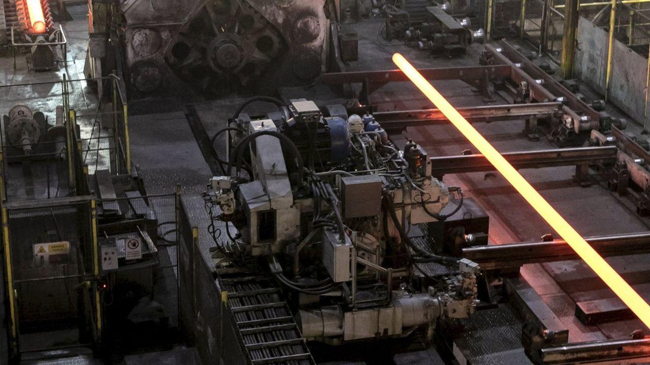 L'aciérie est rentrée cet été dans le giron du groupe britannique Liberty Steel.