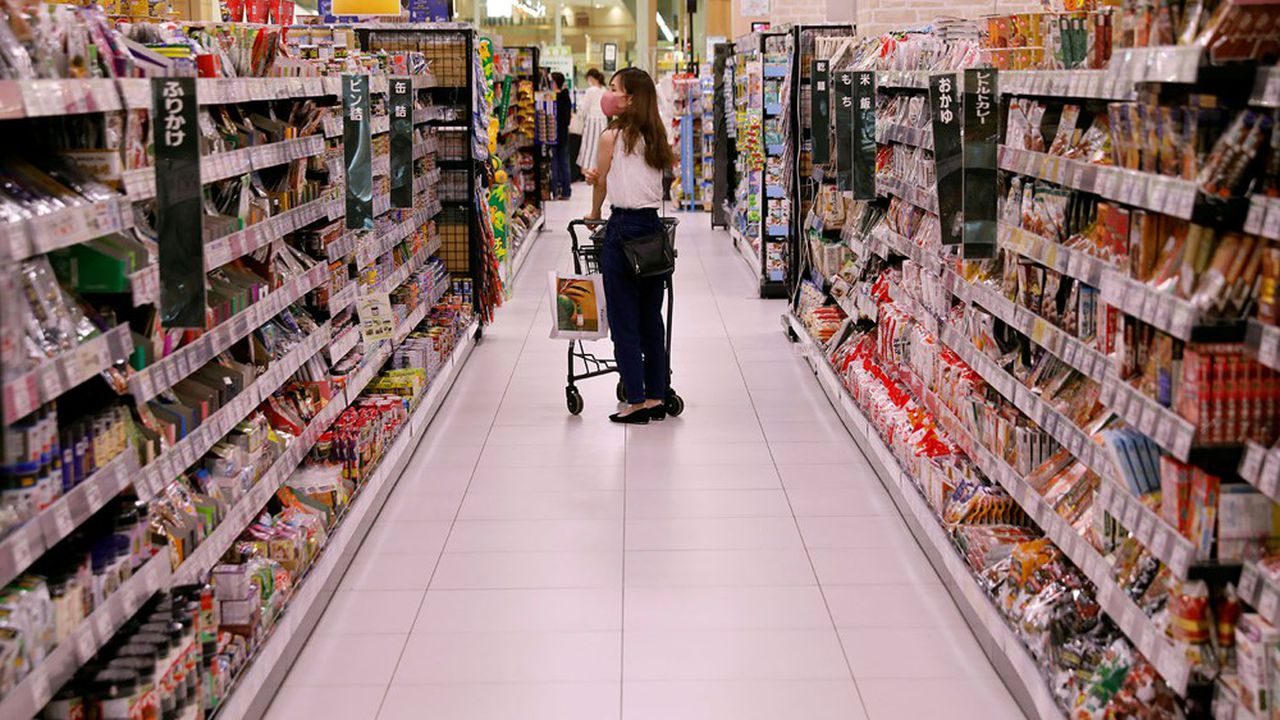 La consommation a connu un plongeon historique au deuxième trimestre.
