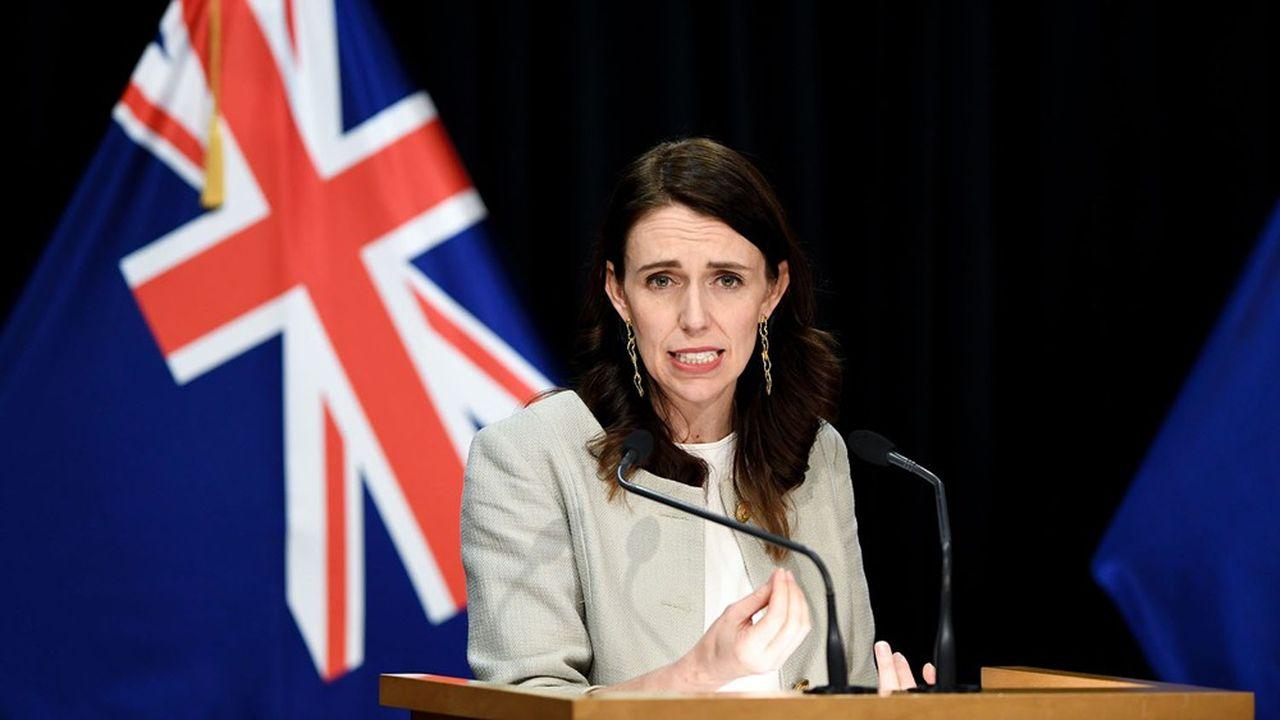 La gestion de la crise sanitaire par la Première ministre néo-zélandaise, Jacinda Ardern, a été largement saluée à l'internationale et au sein de son pays.