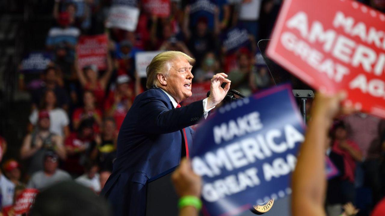 Donald Trump investi candidat du parti républicain — Présidentielle USA