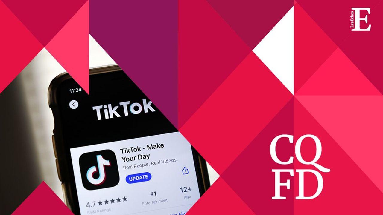 TikTok recense 2,5milliards de téléchargements, d'après les statistiques de SensorTower, et compte aujourd'hui près de 805millions d'utilisateurs dans le monde.