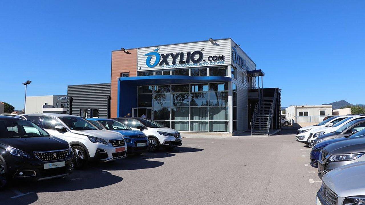 Oxylio emploie 153salariés à travers 9agences en France et réalise un chiffre d'affaires de 145millions d'euros en2019.