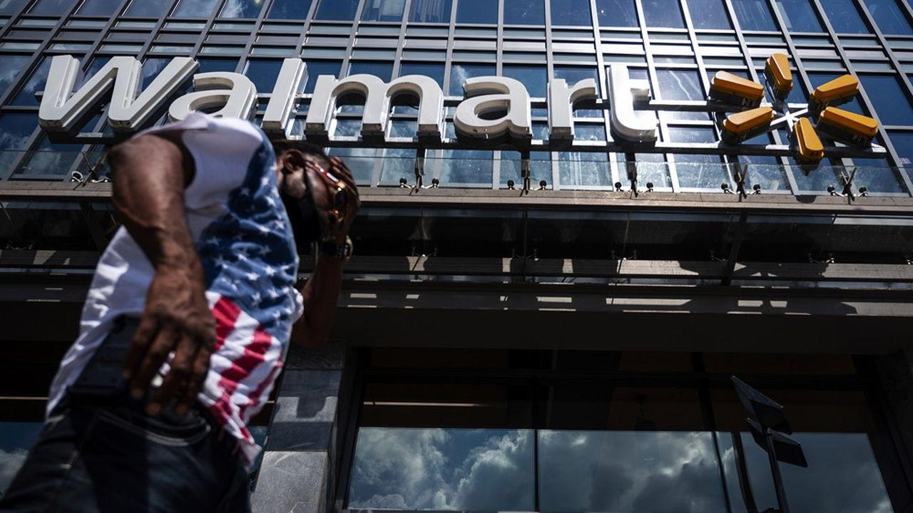 Le marché américain représente les deux-tiers du chiffre d'affaires mondial de Walmart, mais près de 84% de son résultat opérationnel.