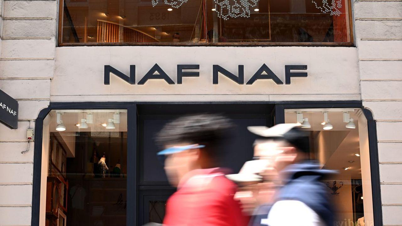 Naf Naf a été reprise en juin par le groupe SY.