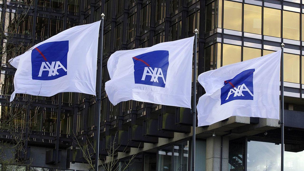 La crise du Covid-19 laisse une facture de 1,5milliard d'euros sur les comptes d'AXA.