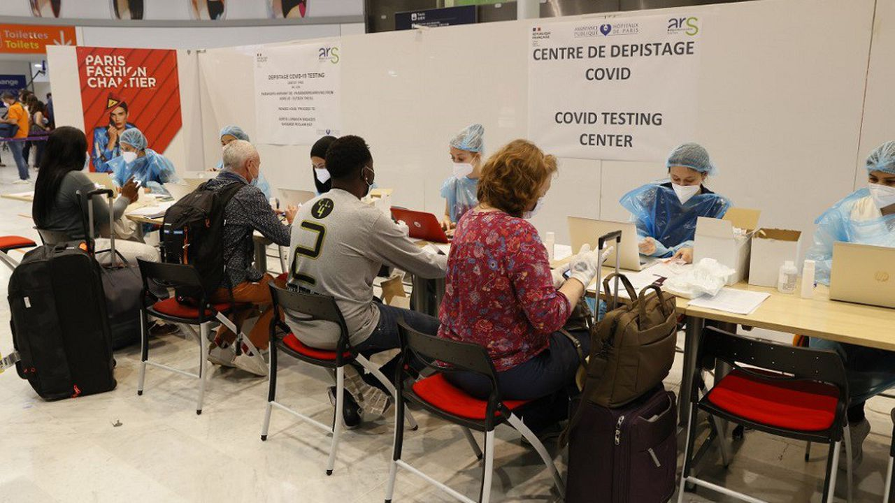 Le nombre de tests hebdomadaires réalisés en France dépasse désormais les 600.000.