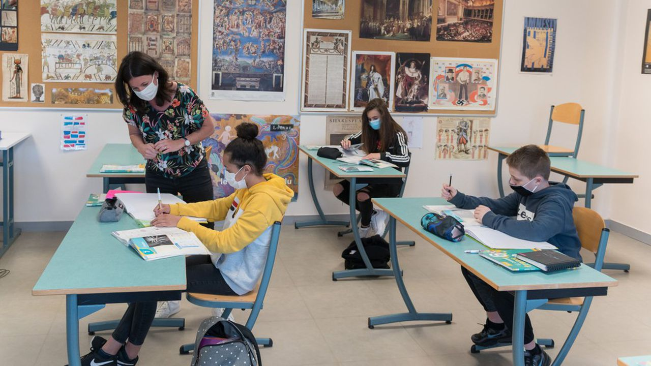 Le témoignage d'une enseignante — Rentrée