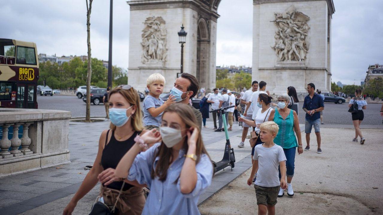 3.776 nouveaux cas ont été enregistrés en 24heures en France, contre 2.238 la veille.