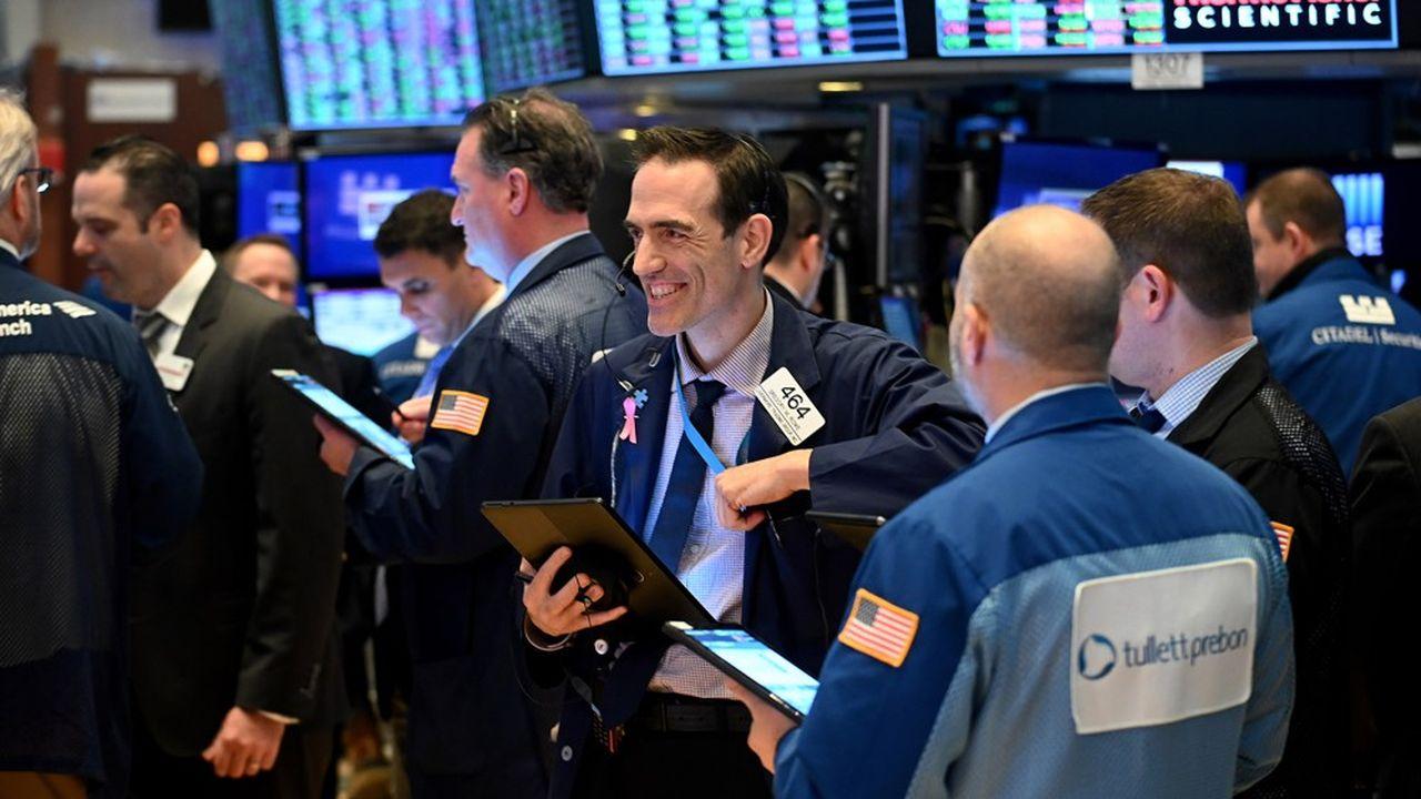 Le S & P 500 a repris plus de 50% depuis le creux du mois de mars.
