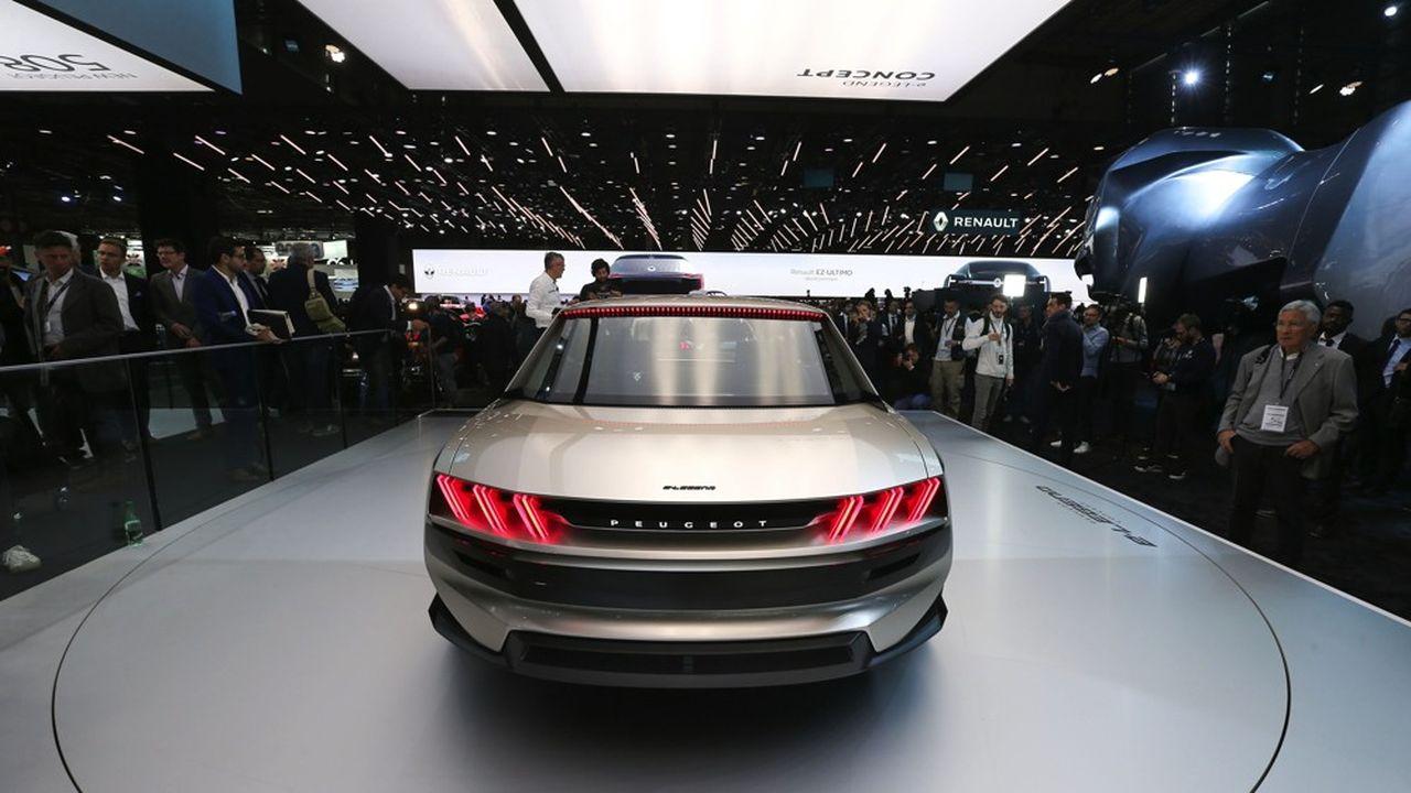 L'industrie automobile européenne a perdu son leadership technologique, largement distancée par les Chinois et l'américain Tesla.