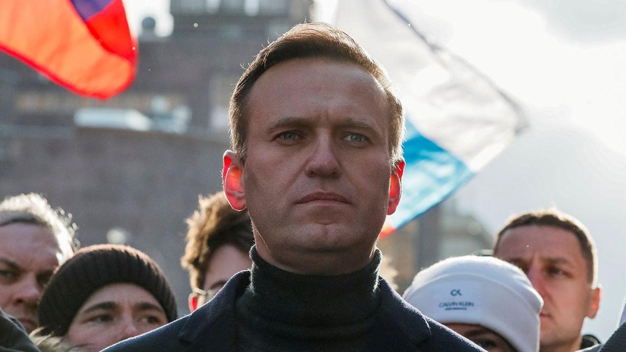 Alexeï Navalny s'est fait connaître en dénonçant la corruption au plus haut niveau de l'Etat russe.