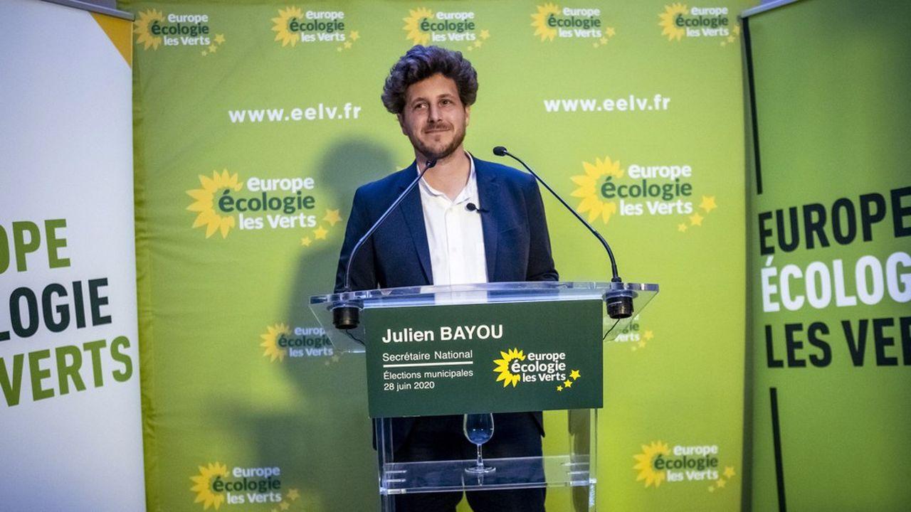 Pour les prochaines échéances électorales de2021 et2022, Julien Bayou veut un «pôle écologiste»