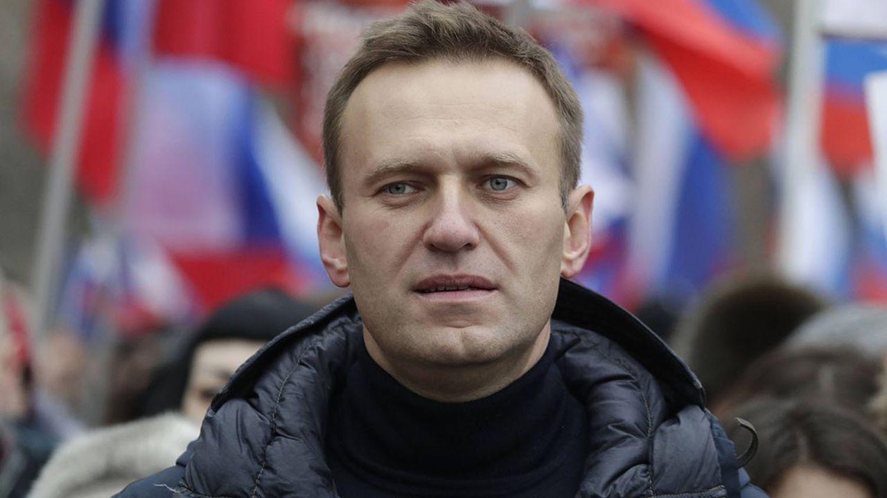 Alexeï Navalny, ici à une manifestation de commémoration de l'assassinat mystérieux de l'opposant Boris Nemtsov, est considéré comme l'opposant le plus agaçant pour le Kremlin.
