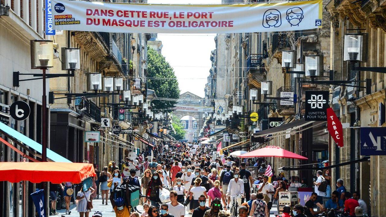 «Les anti-masques restent minoritaires mais ils ont significativement gagné en notoriété en ligne», estime Tristan Mendès France.