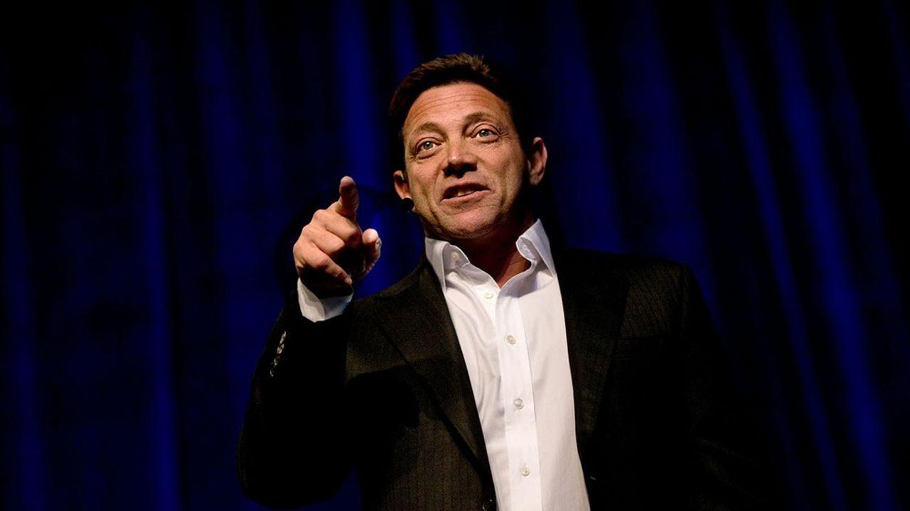 Jordan Belfort, qui a inspiré le «Loup de Wall Street» interprété par Leonardo DiCaprio, se lance dans la formation et coaching de traders