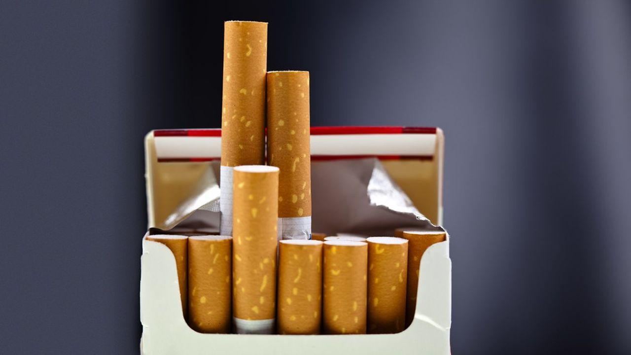 BAT affirme que certains de ses concurrents continuent à commercialiser des cigarettes mentholées