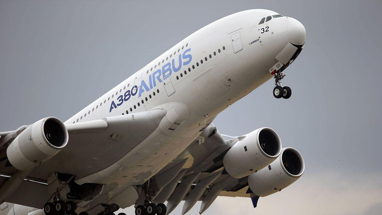 Au sortir de la crise, les A380 seront devenus chose rare dans les aéroports.
