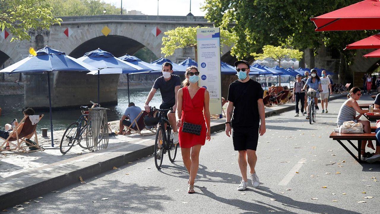 68% des utilisateurs de masques indiquent le porter plusieurs fois consécutivement sans le laver et 49% le porter plus de 4heures de suite sans en changer.