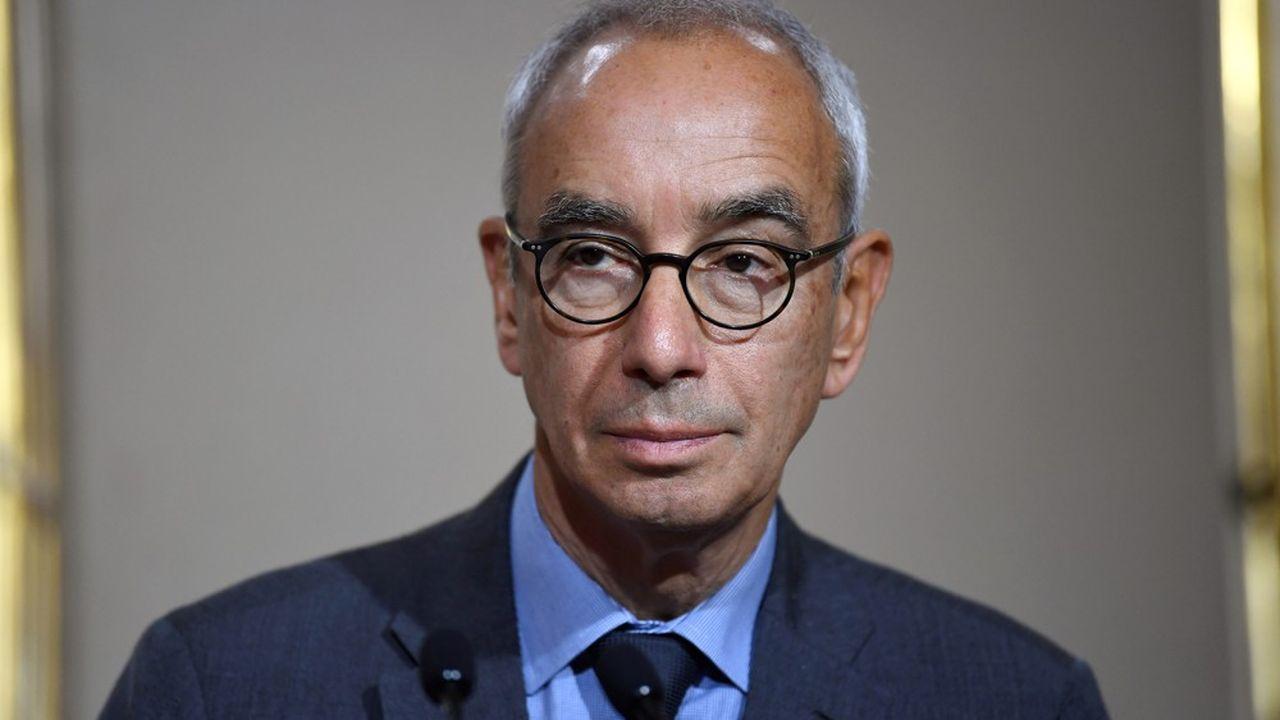 L'économiste Jean Pisani-Ferry