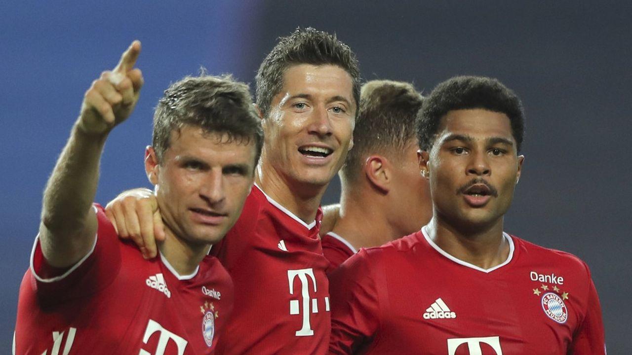 Le Bayern Munich possède l'une des équipes les plus compétitives d'Europe.