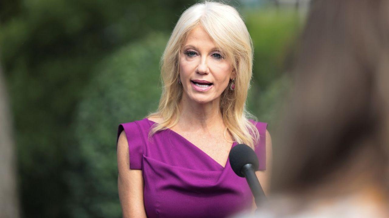 Kellyanne Conway quittera la Maison Blanche à la fin du mois.
