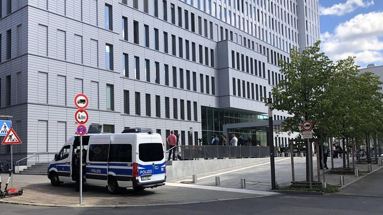 Alexeï Navalny est soigné depuis samedià l'hôpital de la Charité, à Berlin, l'un des plus réputés en Europe.
