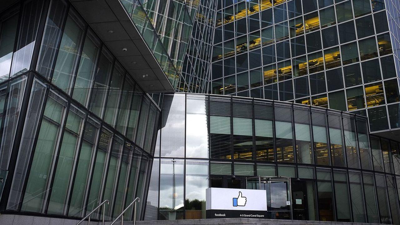 Le chiffre d'affaires de la filiale de Facebook en France a pratiquement doublé en 2019 pour atteindre 747millions d'euros.