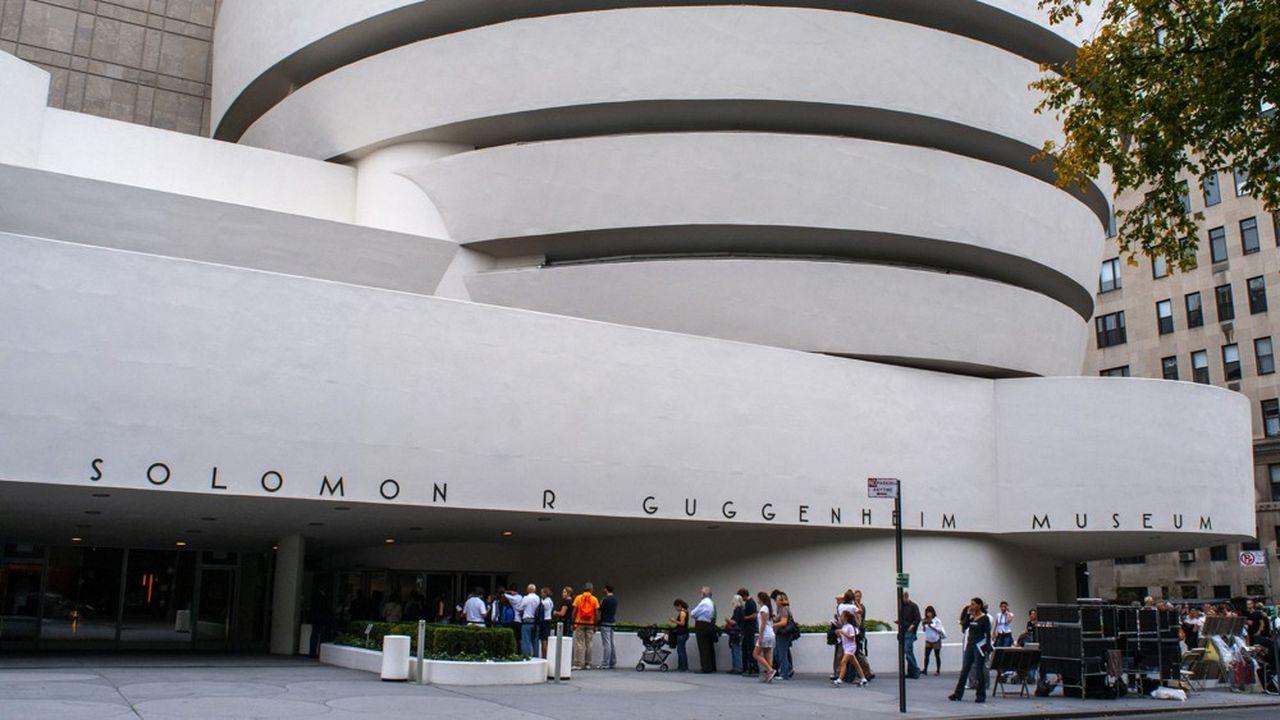 Les musées ont annoncé sur leur site leur date de réouverture: jeudi pour le MoMa, samedi pour le Met, le 3octobre pour le Guggenheim Museum (photo).