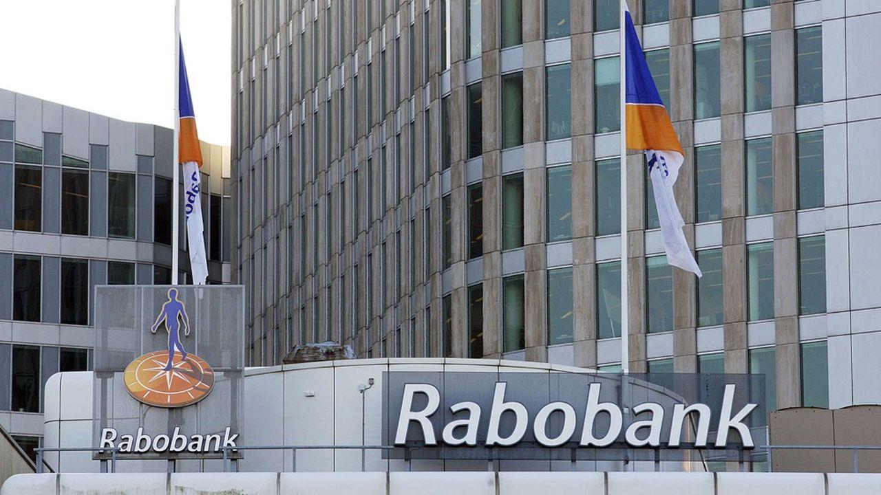Rabobank, dernière banque en date à revoir son implication dans le négoce de matières premières.