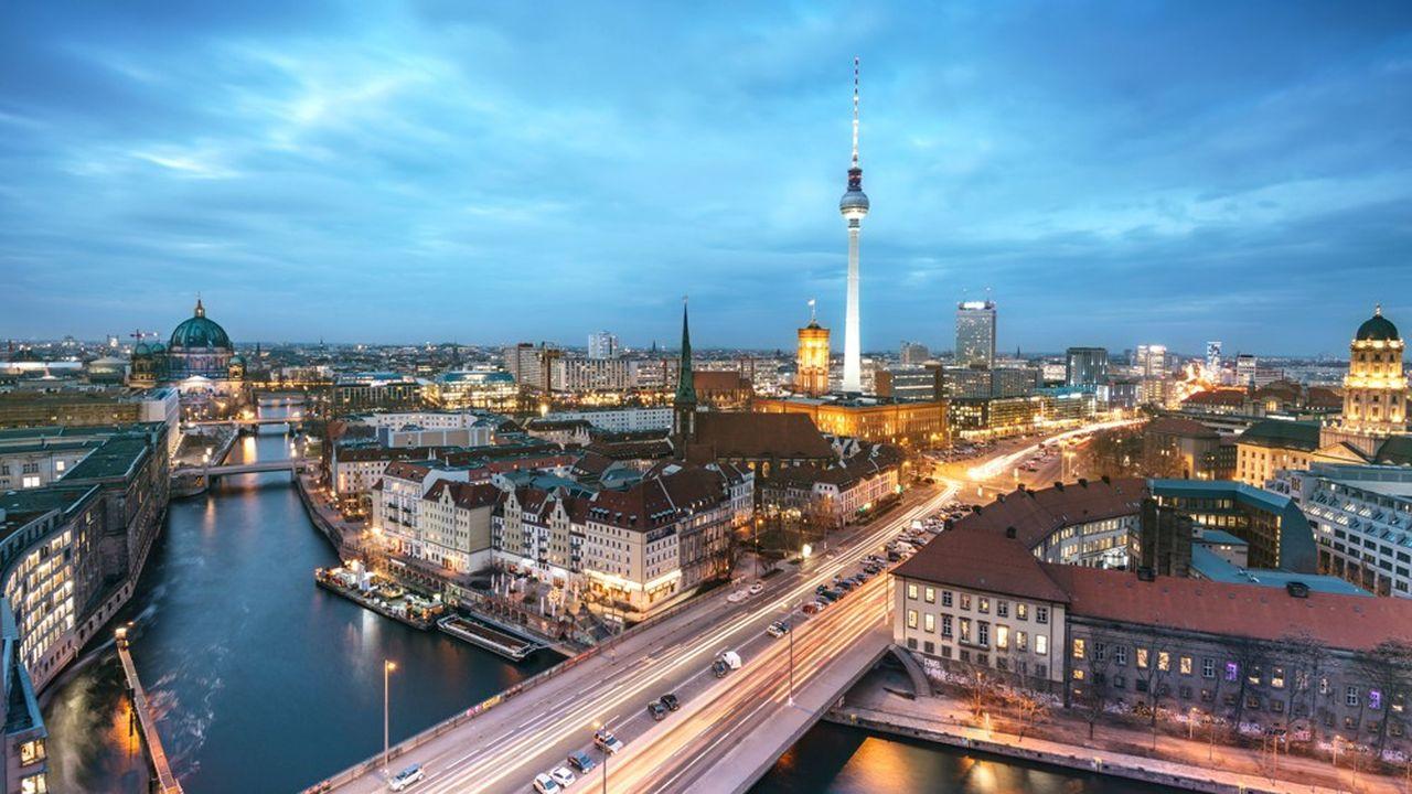 Avec un repli de 9,7% de son PIB au deuxième trimestre, l'économie allemande subit un choc supérieur à celui de la crise financière de 2008-2009.