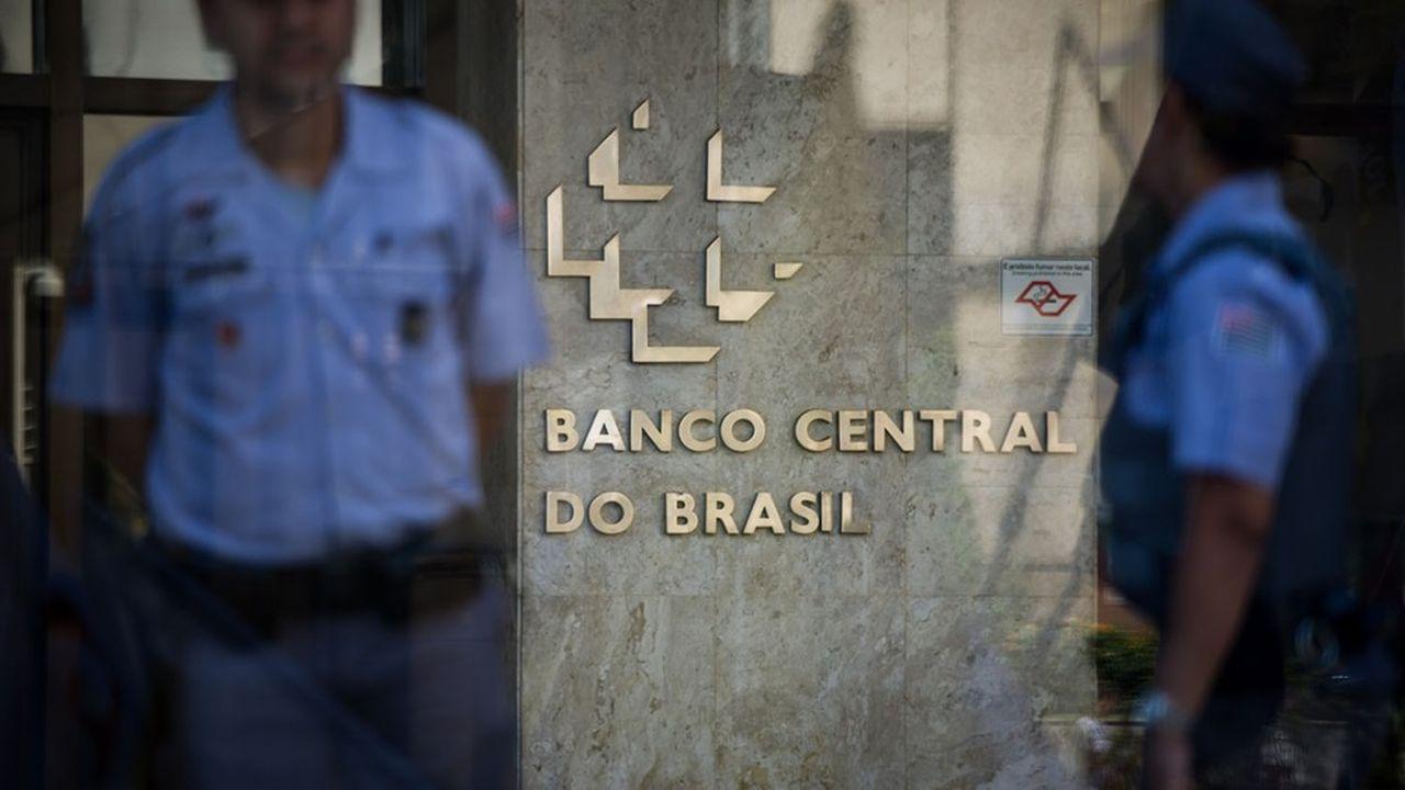 Le real brésilien perdu 28,3% par rapport au dollar depuis le début de l'année