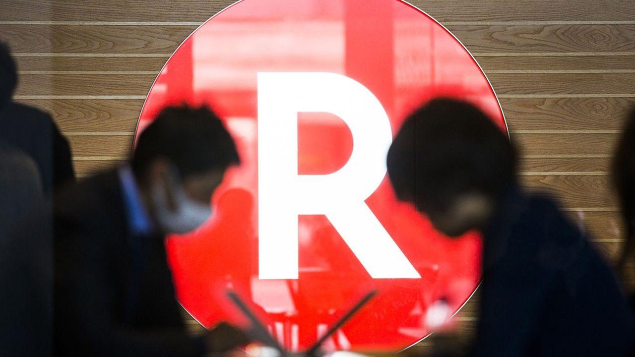 Le géant japonais de l'e-commerce Rakuten s'est lancé dans les télécoms au printemps dernier.