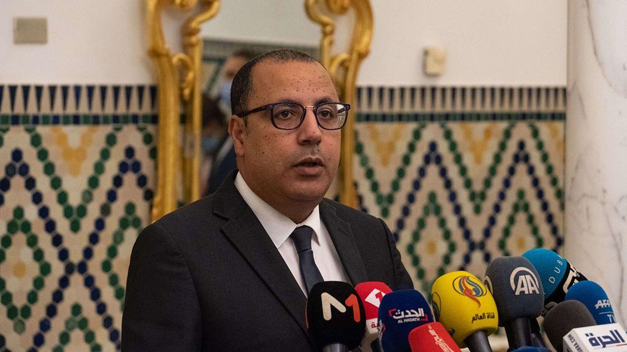 Le Premier ministre tunisien désigné, Hichem Mechichi, a annoncé la formation d'un gouvernement lors d'une conférence de presse.