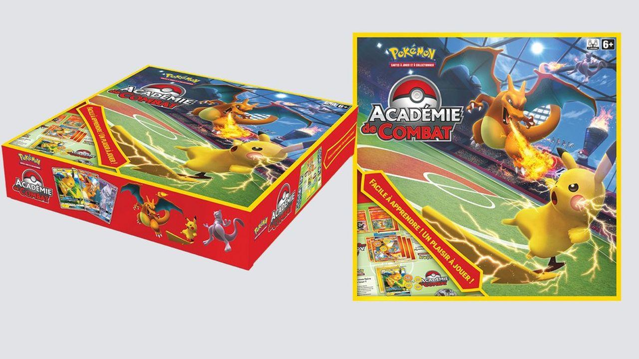 Le jeu de plateau peut aussi bien initier les enfants ne connaissant pas encore les cartes stratégiques, qu'entraîner les parents des aficionados dans la bataille.