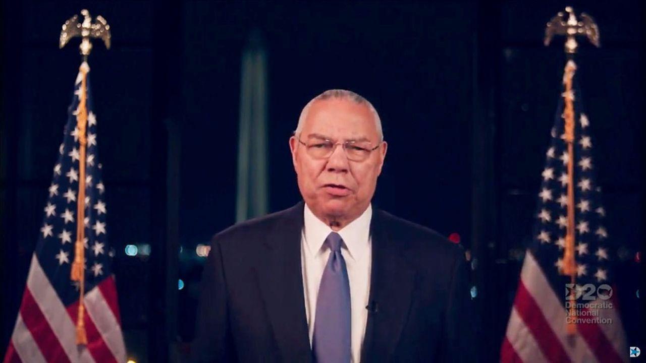 Au premier jour de la convention républicaine, le parti démocrate a rendu public les noms d'autres anciens élus du Sénat et de la Chambre des représentants rejoignant le camp démocrate pour la présidentielle. L'ex-secrétaire d'Etat Colin Powell en fait partie.