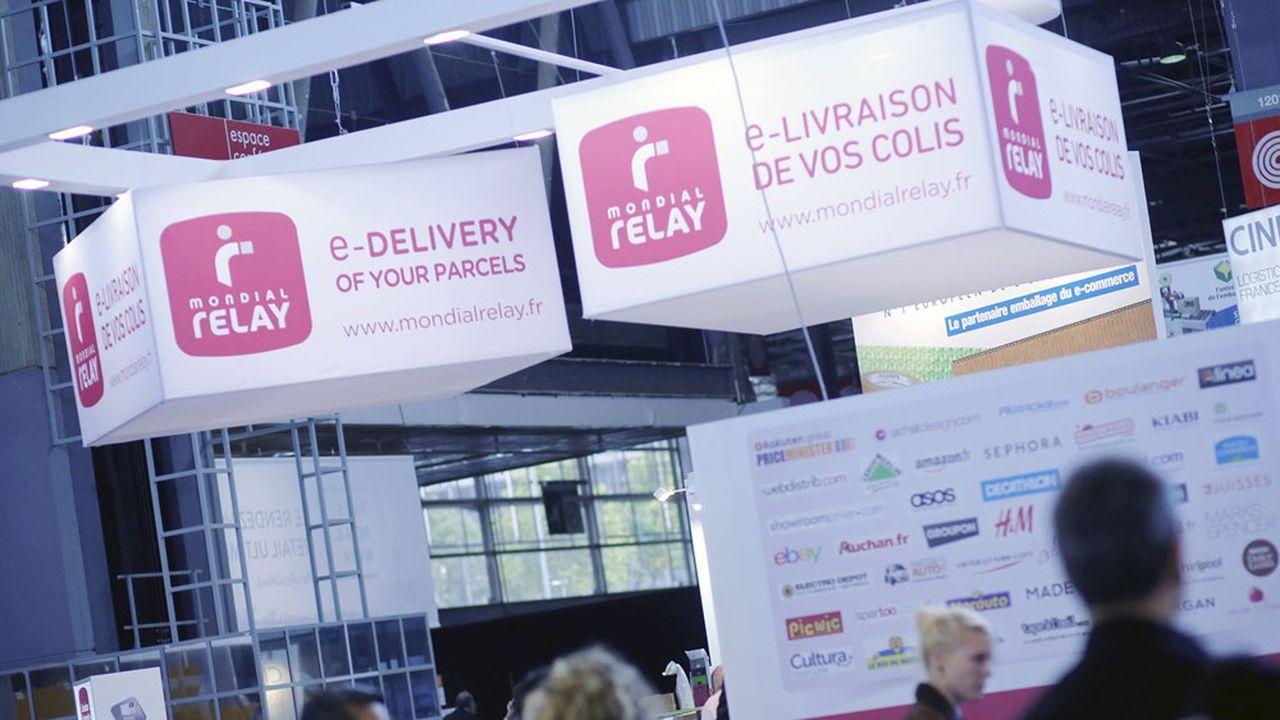Mondial Relay est l'un des leaders de la livraison de colis.