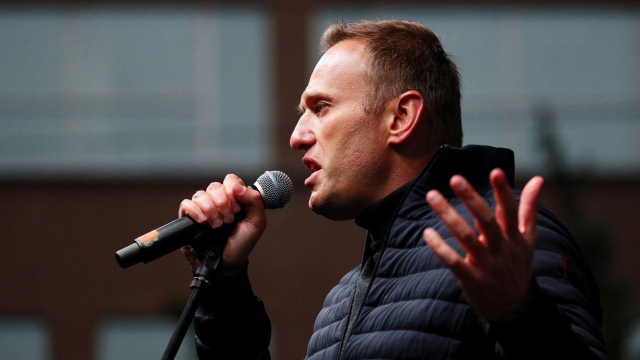 Alexeï Navalny est le critique le plus virulent de la corruption du régime et des milieux d'affaires russes.