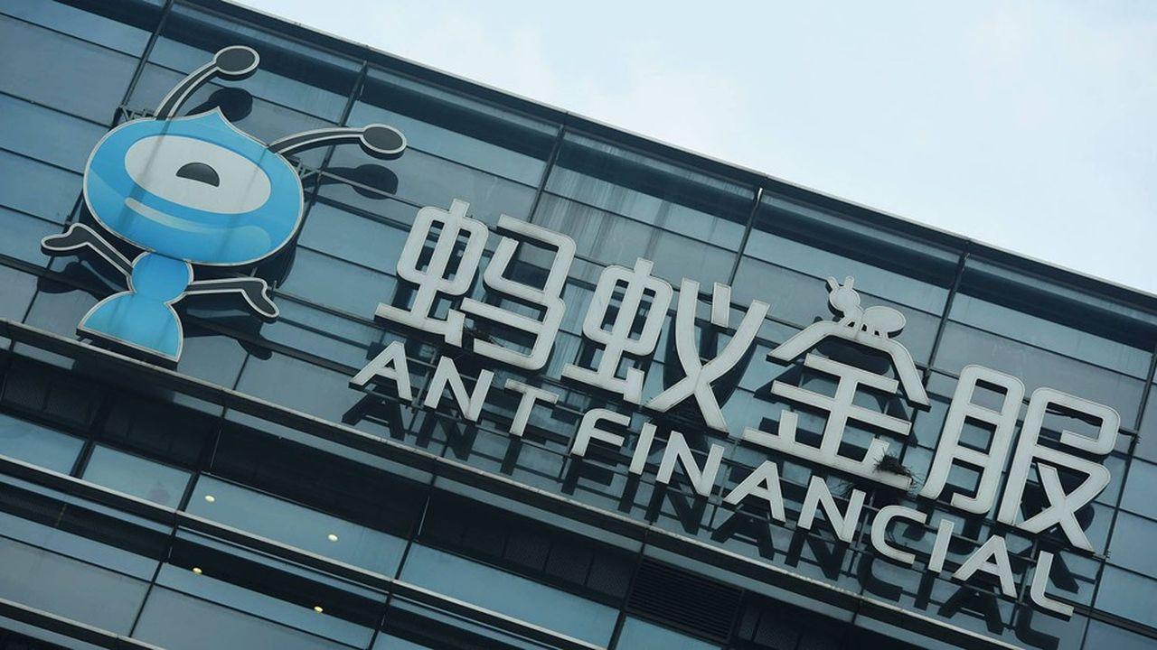 Ant Financial est devenu, en quelques années, une immense plateforme de distribution de services financiers, trois fois plus importante que PayPal dans le domaine du paiement.